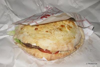 Kreikkalainen hampurilainen Swingistä