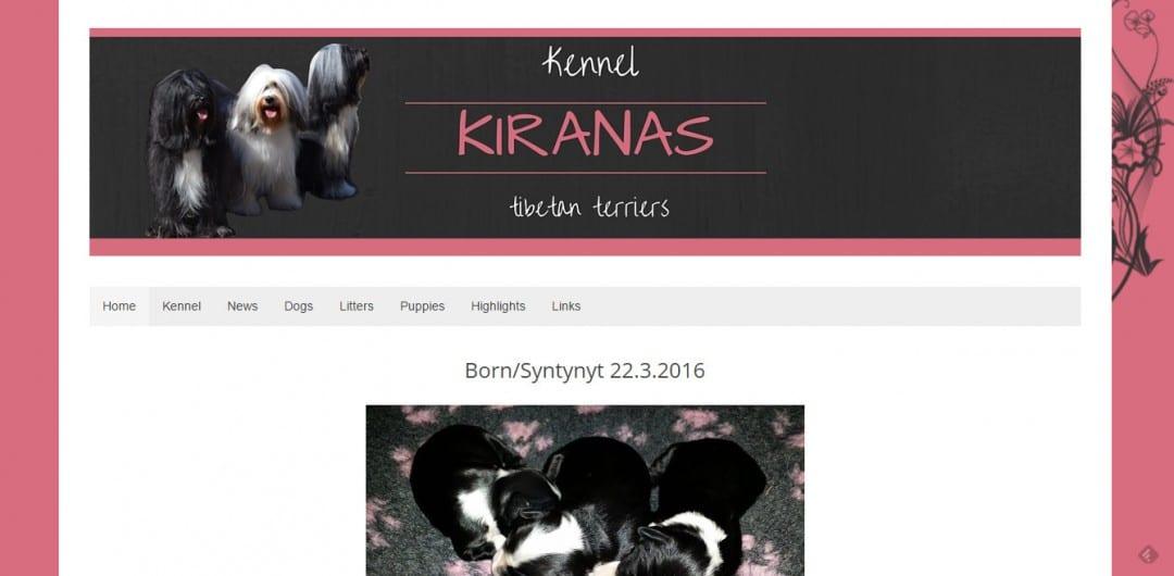 Kennel Kiranas