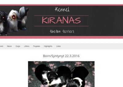 Kennel Kiranas