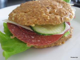 Karpin aamiainen: mantelileipä