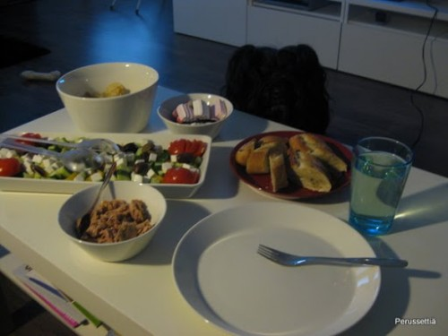 Salaattitarjoilut
