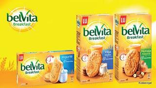 Buzzailua: Belvita Breakfast -keksit