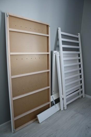 Ikea Sundvik -pinnasänky