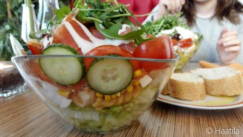 Iso salaattiannos