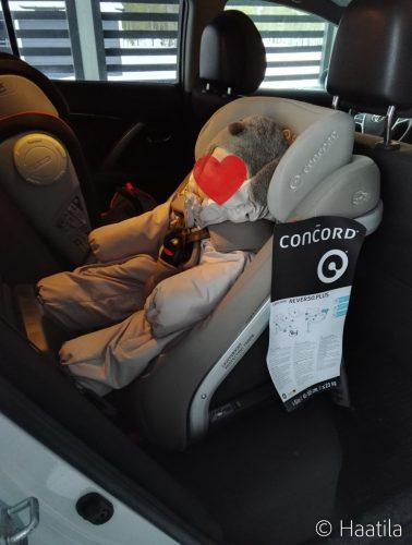Vauva Concord Reversossa
