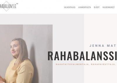 Rahabalanssi